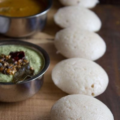 South Indian Food- Idli Recipe