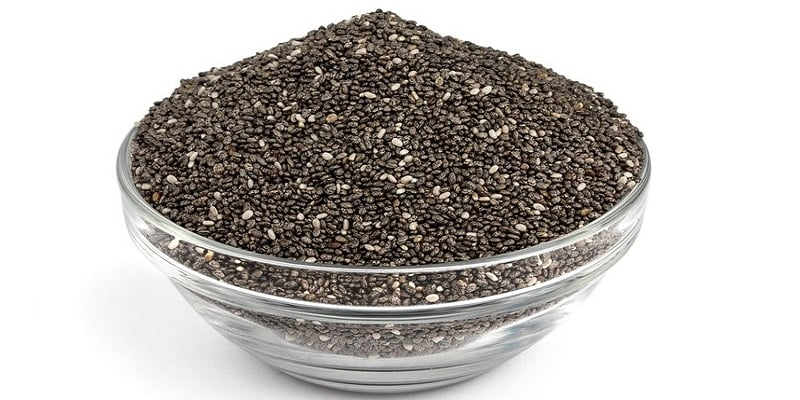 chia seeds for healthy breakfast
