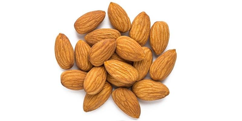 Nuts for healthy breakfast