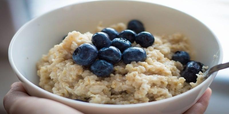 oatmeal for health breakfast