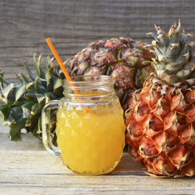 Pineapple Shikanji