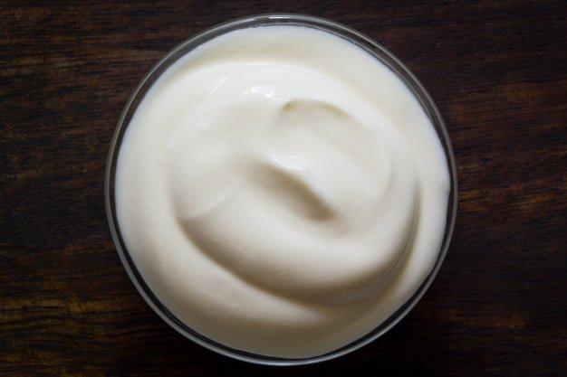 Basic Mayonnaise (without eggs)