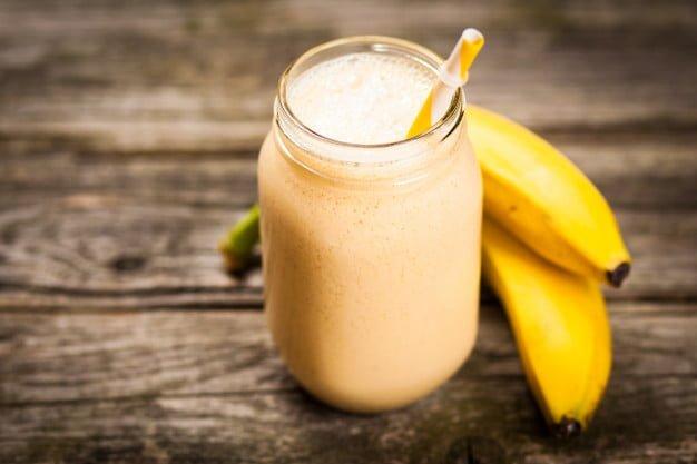 Banana Oatmeal Smoothie