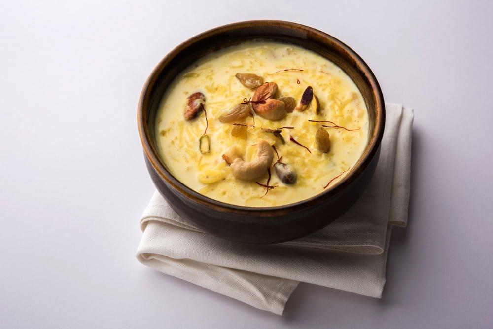 Rice Kheer Kesari