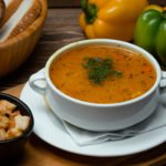Mixed Vegetable Lentil Soup