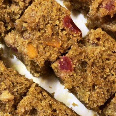Christmas-Cake-Eggless