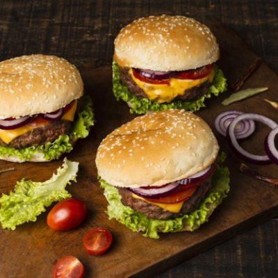 high-angle-burgers