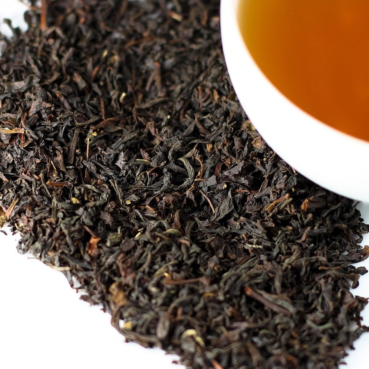 Ginger Lemon Black Tea